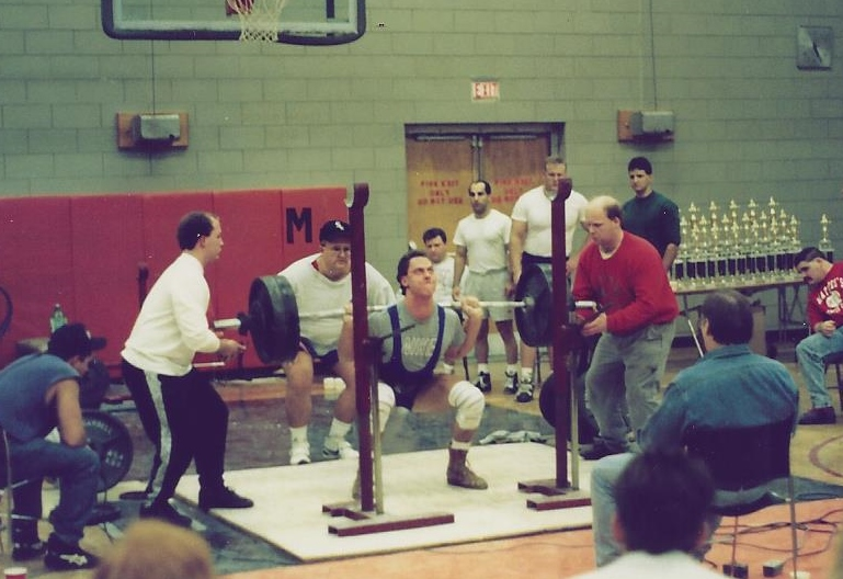 miles beccia power lifting