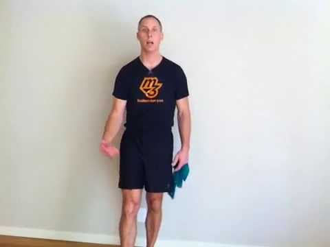 4 quick moves to gain hip balance and strength