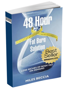 48 Hour Fat Burn Solution Bestseller Nutrition book Free Gift