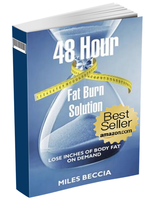 48 Hour Fat Burn Solution Bestseller Nutrition book Sticky Fiber Diet System Online Program