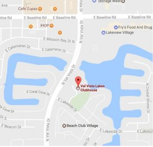 val vista lakes clubhouse location photo 1 All Locations