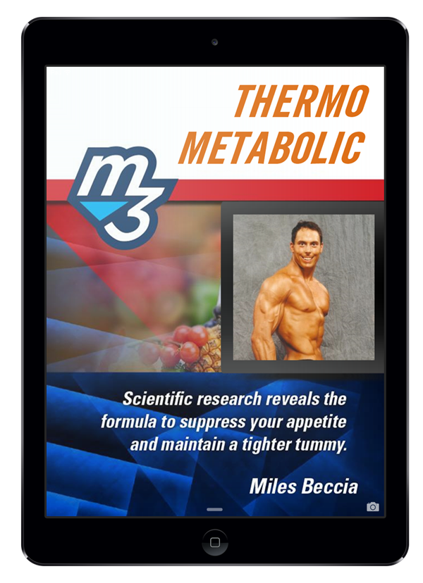 thermometabolic nutrition miles beccia