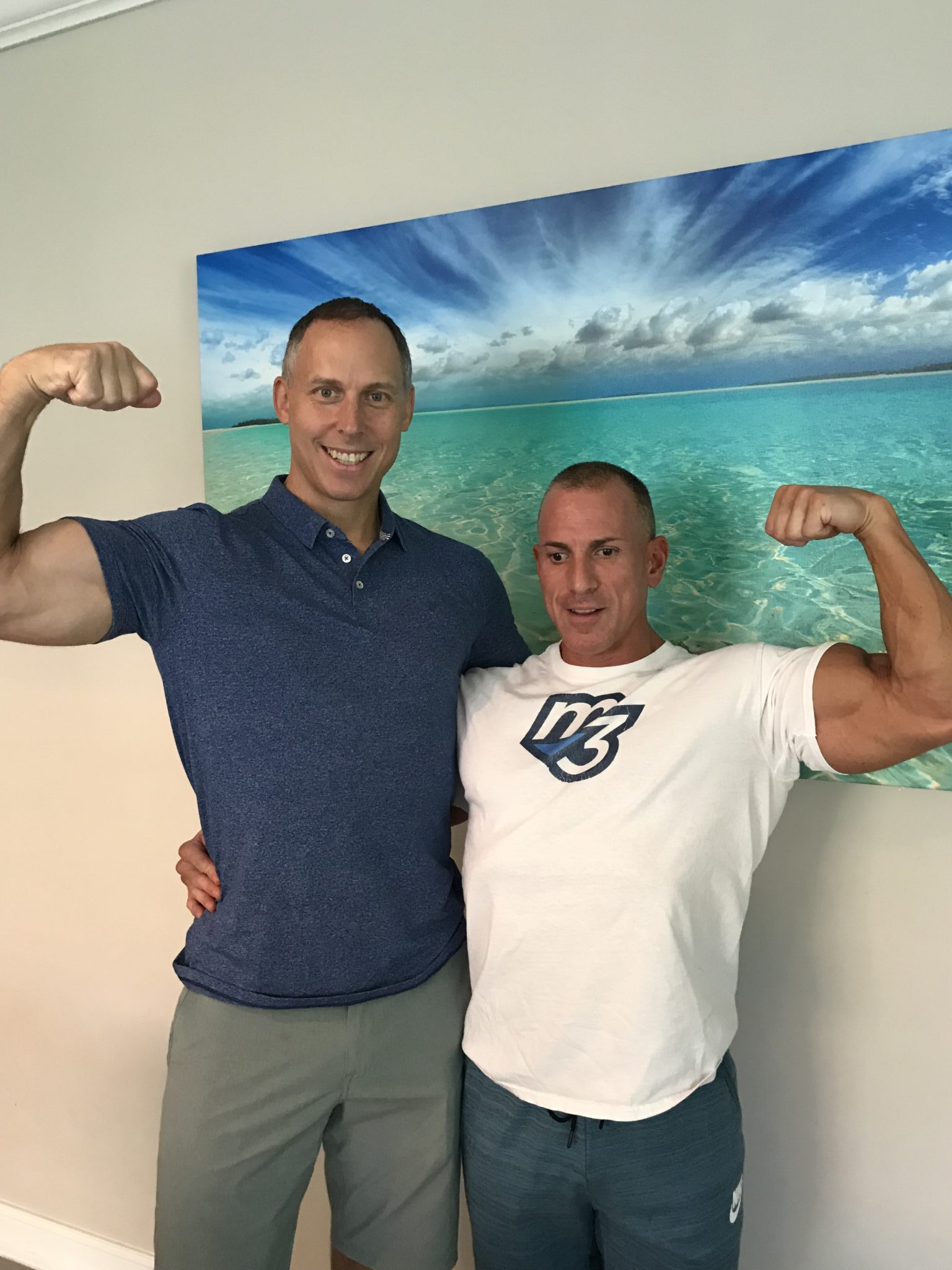 Miles Beccia and Greg Rando of Mind Muscle Memory e1533941800212 6 Secrets To Get Unstuck and Start Getting More Success from Your Workouts