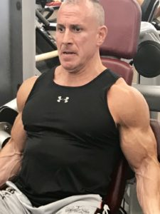 Greg Rando mind muscle memory m3 biceps curl The Hyper 6 Muscle Strength System