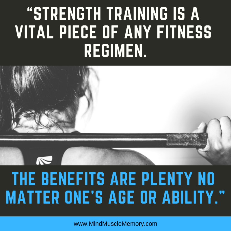 the benefits of strength training in fitness