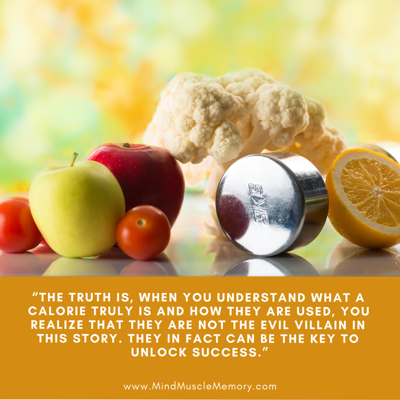 Unlock success with knowing what calories are