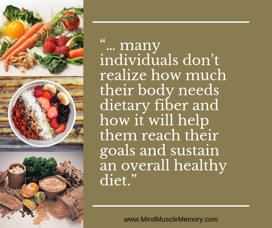 JulyArt3 July2018 3 Reasons to Start Adding Dietary Fiber to Your Diet Today