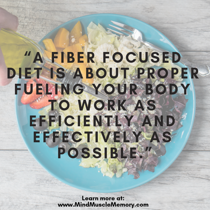 plant based diet for dietary fiber