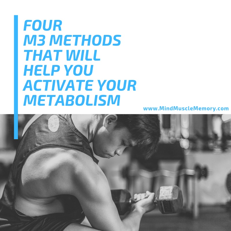 Four Methods That Will Help Activate Your Metabolism