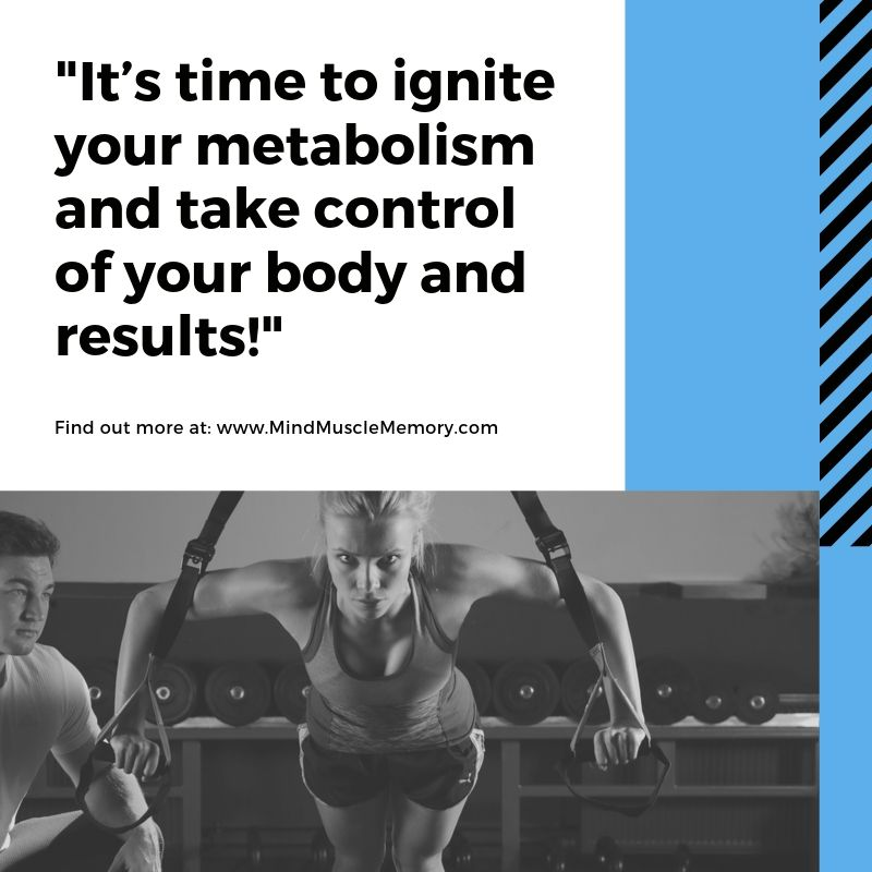 Ignite Your Metabolism with M3 How to Ignite Your Fast Metabolism
