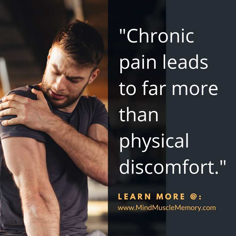 Chronic pain leads to far more than just physical discomfort. Stop Your Joint Pain Before It Stops You!