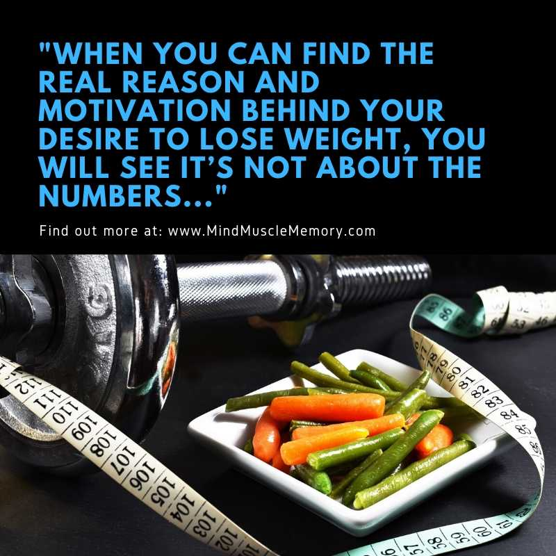 Find the real reason you want to lose weight with help from M3 The New Way To Set Goals For Your Health