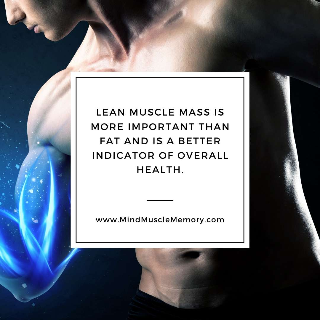healthy lean muscle tone