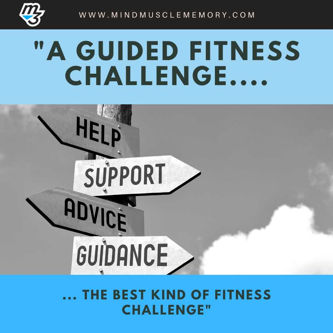 A Guided Fitness Challenge is the Best Kind of Fitness Challenge