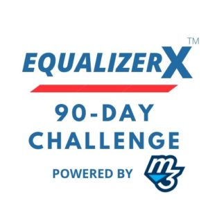 EQUALIZER X logo may 2020 2 Your Live 90 Day Challenge Begins Soon