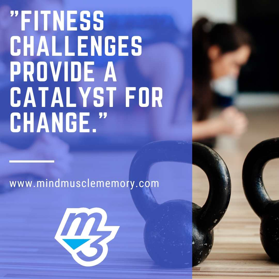 The Top 5 Reasons Why Fitness Challenges Work