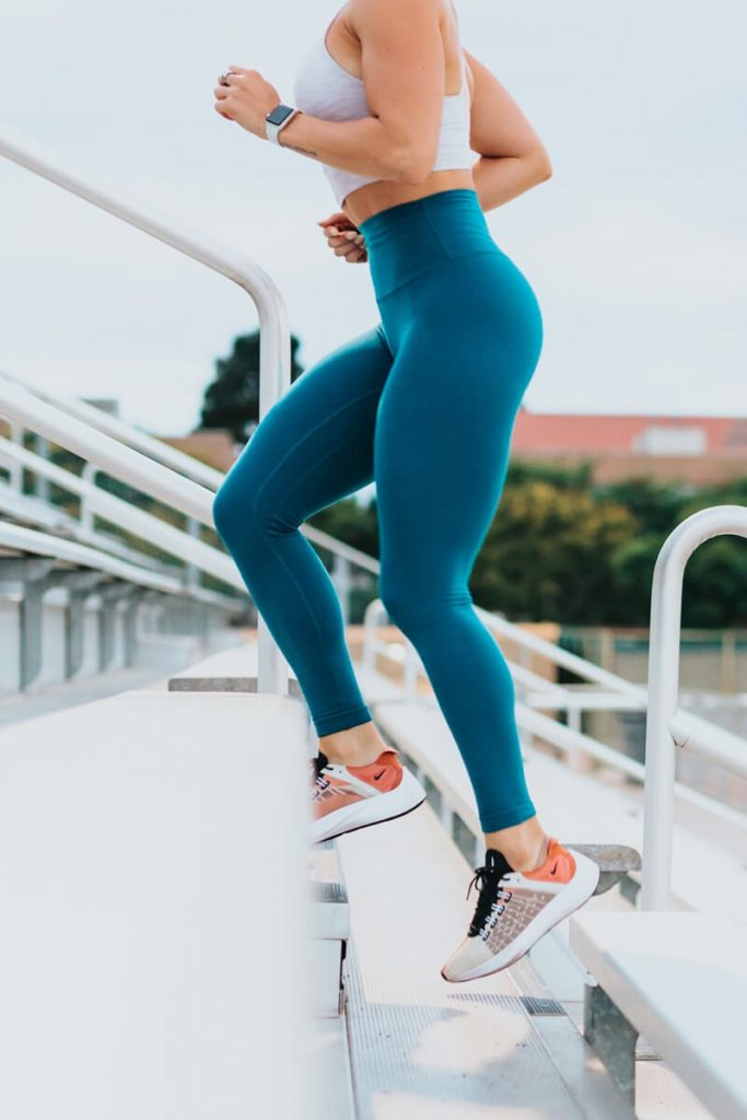 stair climbing for hiit workout