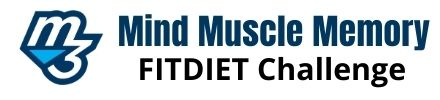 mind muscle memory fitdiet challenge