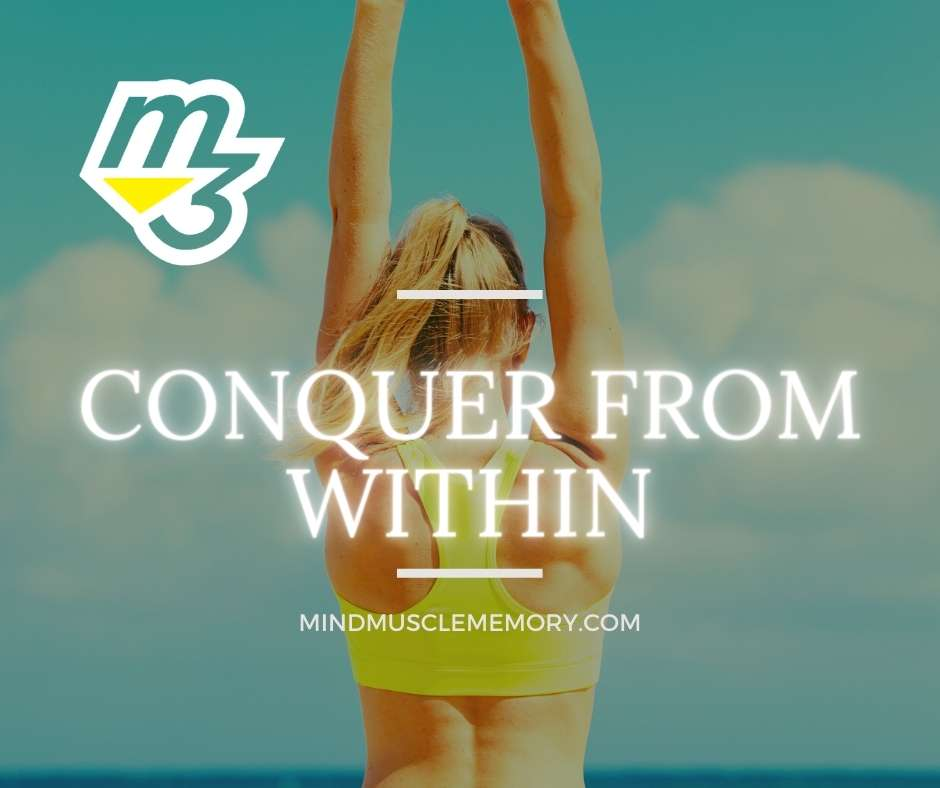 M3 Yoga Pose Mental Health to conquer from with using mind muscle connection