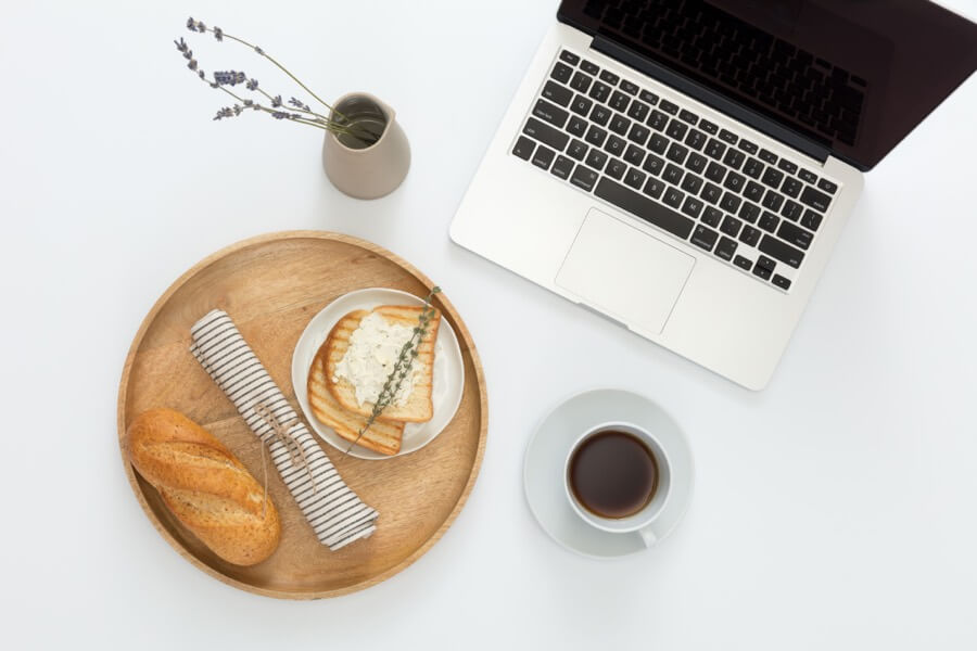 breakfast at home workplace1 Muscle Memory Masterclass Sign Up