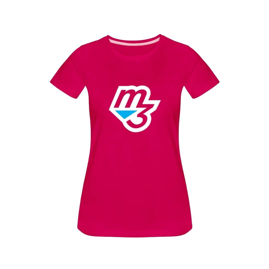 women m3 t shirt photo Welcome - Mind Muscle Memory FitDiet Challenge
