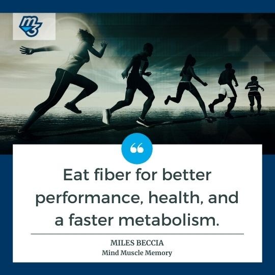 Discovery of 1 Powerful New Macronutrient Called Dietary Fiber