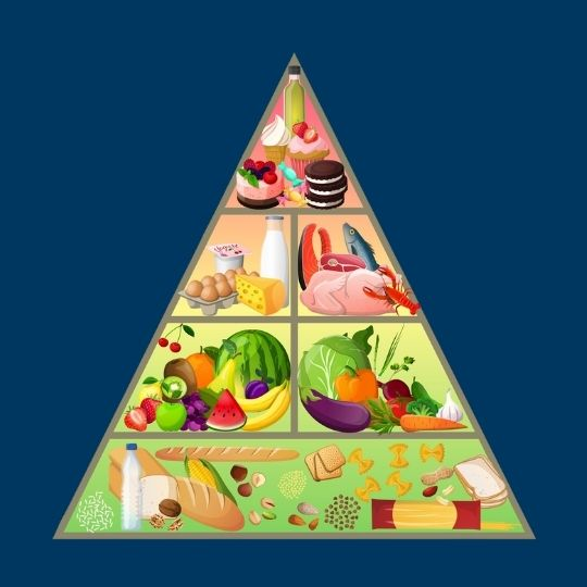 FoodPyramid Discovery of 1 Powerful New Macronutrient Called Dietary Fiber