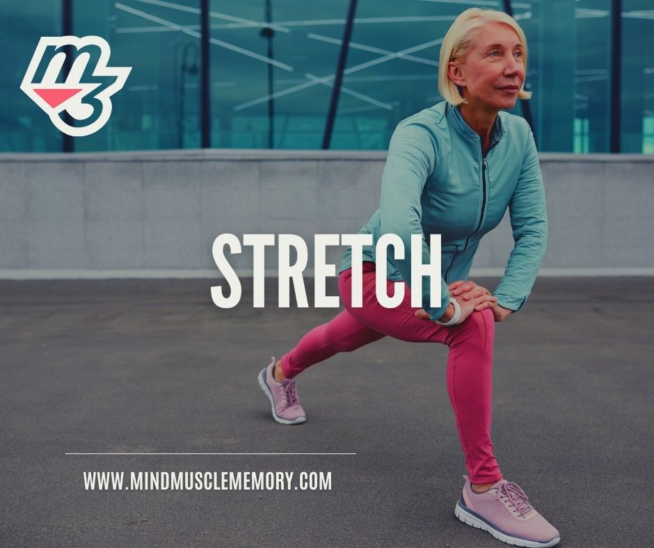 mind muscle connection stretch