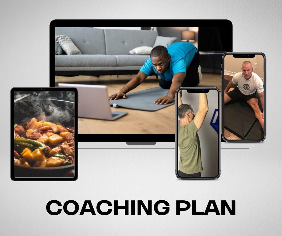 m3 private coaching client service plan